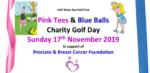 Pink Tees & Blue Balls